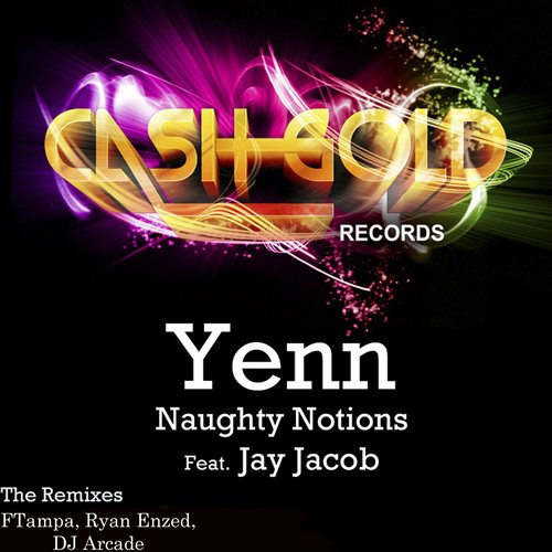 Album Art - Naughty Notions The Remixes