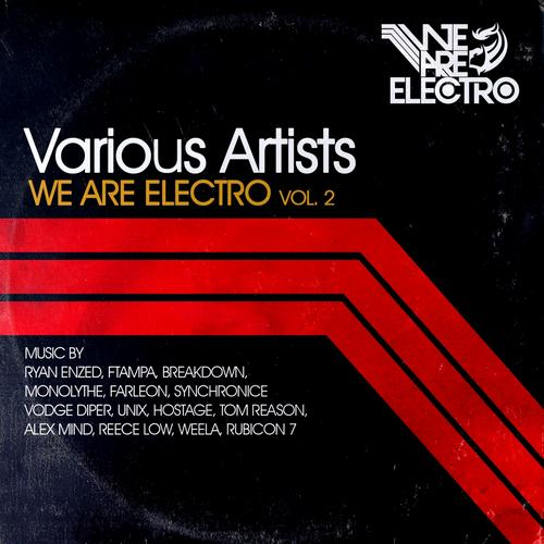 Album Art - We Are Electro Vol. 2