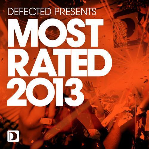 Album Art - Defected presents Most Rated 2013