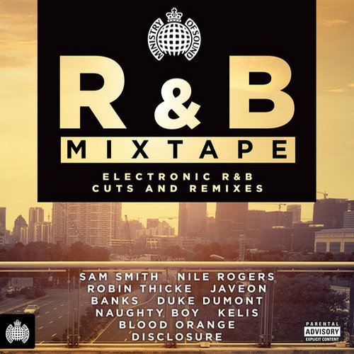 Album Art - R&B Mixtape - Ministry of Sound
