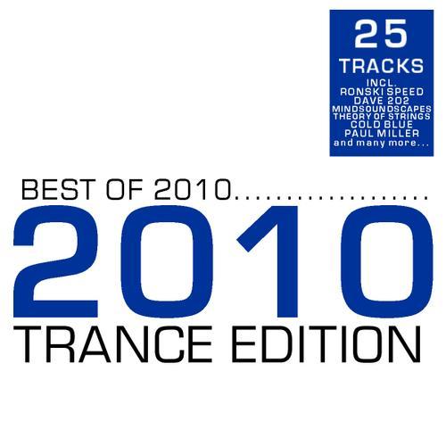 Album Art - Best Of 2010 - Trance Edition