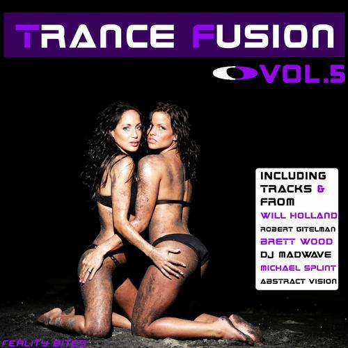 Album Art - Trance Fusion Volume 5