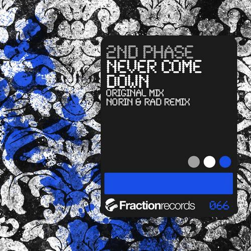 Album Art - Never Come Down