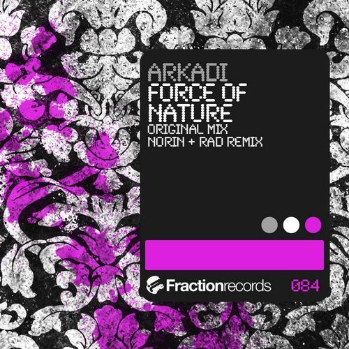Album Art - Force Of Nature
