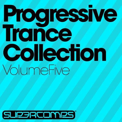 Album Art - Progressive Trance Collection - Volume Five