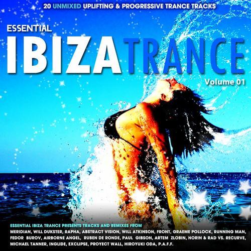 Album Art - Essential Ibiza Trance Vol. 001