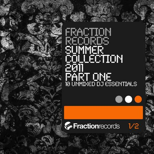 Album Art - Fraction Records Summer Collection 2011 Part 1