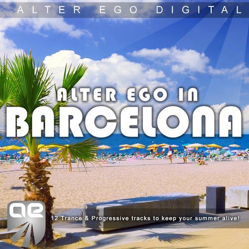 Album Art - Alter Ego In Barcelona