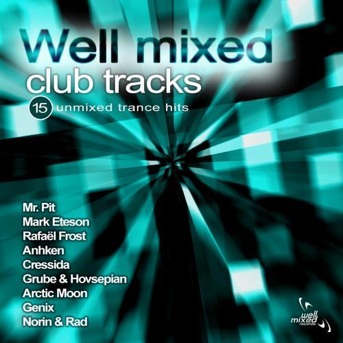 Album Art - Well Mixed Club Tracks