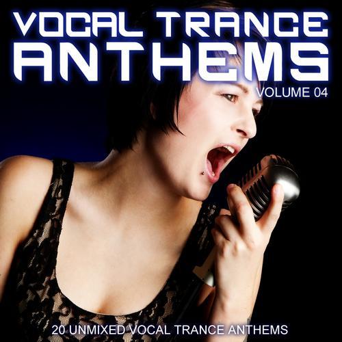 Album Art - Vocal Trance Anthems Vol. 04