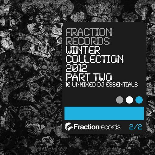 Album Art - Fraction Records Winter Collection 2012 Part 2