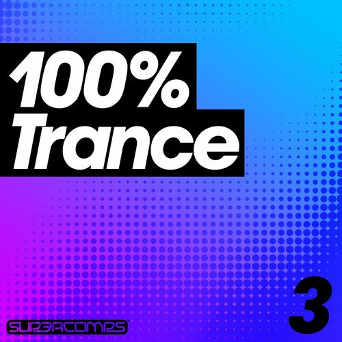 Album Art - 100% Trance - Volume Three