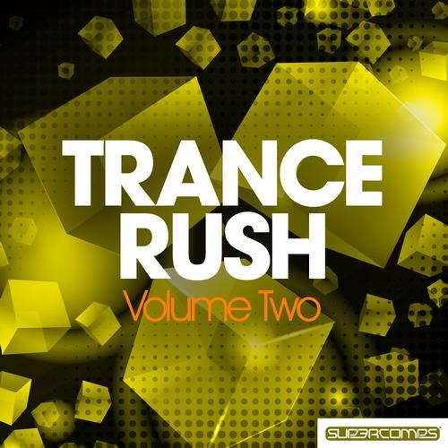 Album Art - Trance Rush - Volume Two
