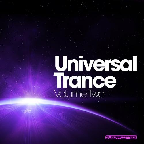 Album Art - Universal Trance Volume Two