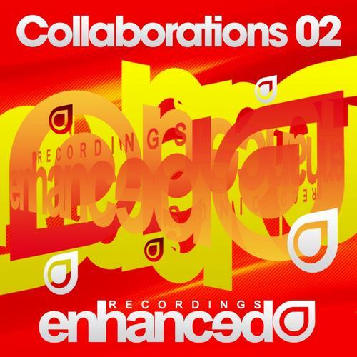 Album Art - Enhanced Recordings - Collaborations 02