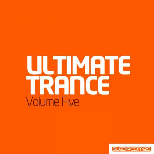 Album Art - Ultimate Trance Volume Five