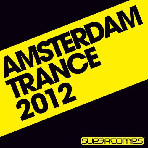 Amsterdam Trance 2012 Album Art
