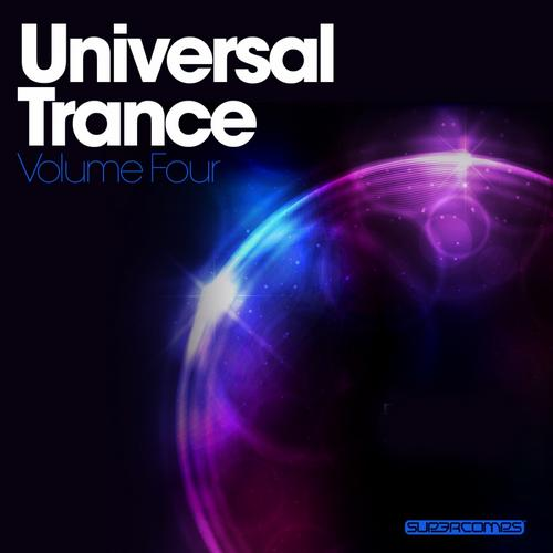 Album Art - Universal Trance Volume Four