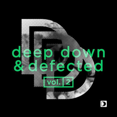 Album Art - Deep Down & Defected Volume 2