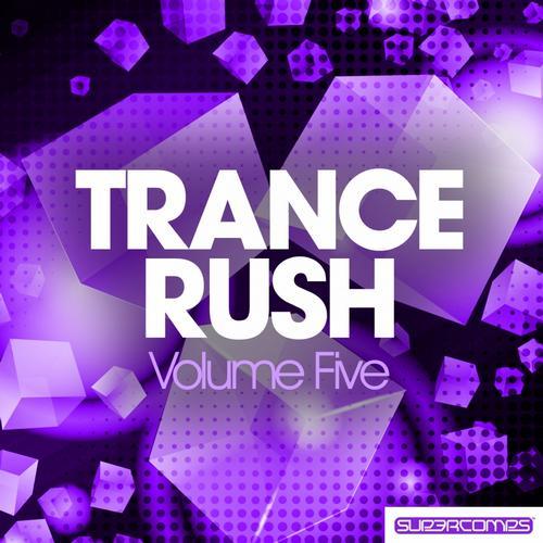 Album Art - Trance Rush - Volume Five