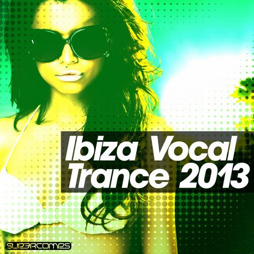 Album Art - Ibiza - Vocal Trance 2013