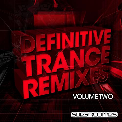 Album Art - Definitive Trance Remixes - Volume Two