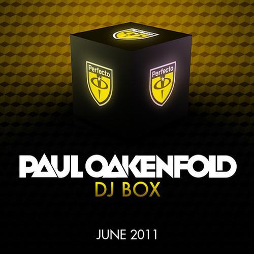 Album Art - DJ Box - June 2011