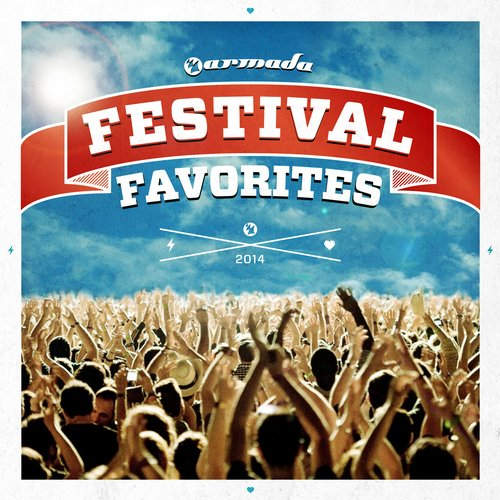Album Art - Festival Favorites 2014 - Armada Music