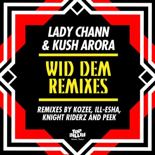 Album Art - Wid Dem - Remixes