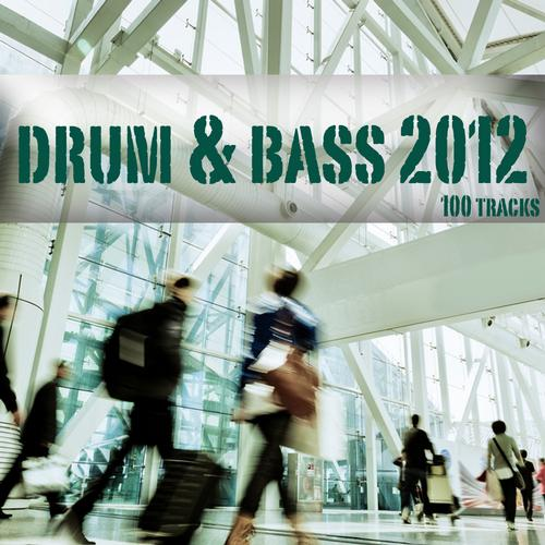 Album Art - Drum & Bass 2012 - 100 Tracks