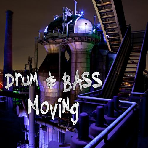 Album Art - Drum & Bass Moving