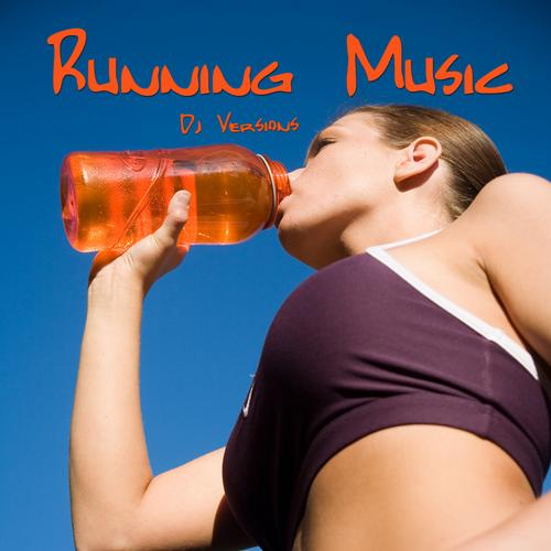 Album Art - Running Music - Dj Versions