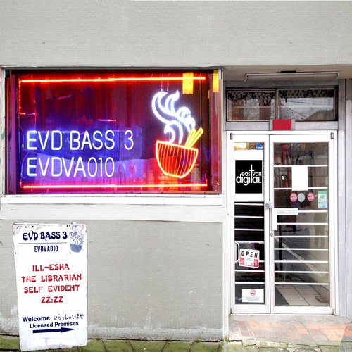 Album Art - EVD Bass 3