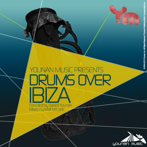 Album Art - Drums Over Ibiza - Unmixed