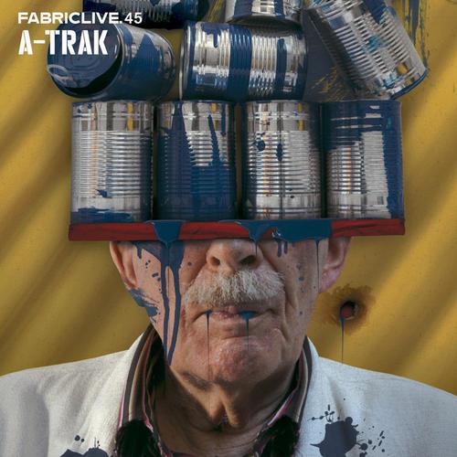 Album Art - Fabriclive 45: A-Trak