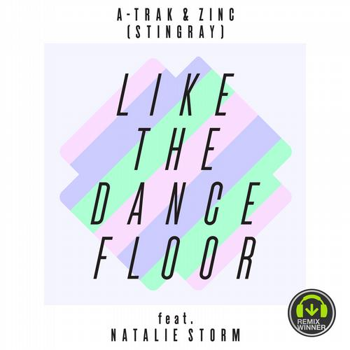Album Art - Like The Dancefloor - Remix Winner