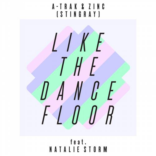 Album Art - Like The Dance Floor