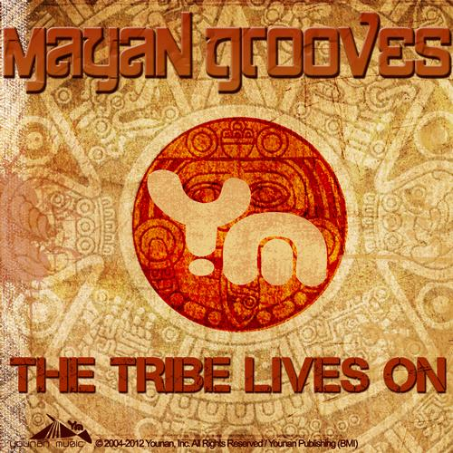Album Art - Mayan Grooves Mix/Unmixed By Matt McLarrie