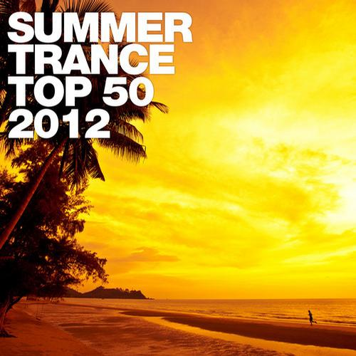 Album Art - Summer Trance Top 50 - 2012