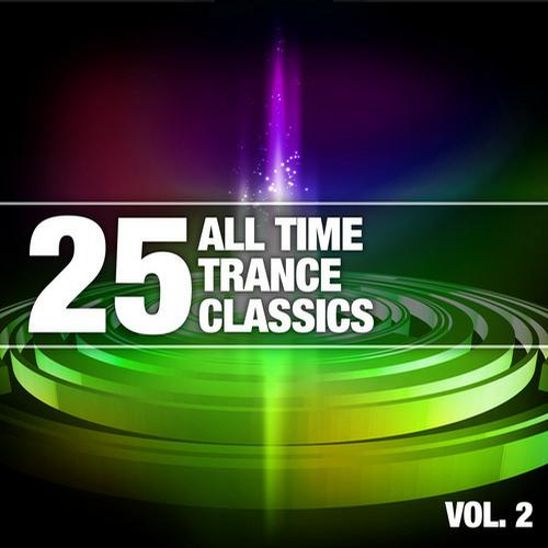 Album Art - 25 All Time Trance Classics, Vol. 2