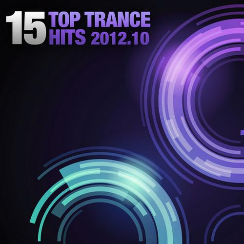Album Art - 15 Top Trance Hits 2012-10 - Including Classic Bonus Track