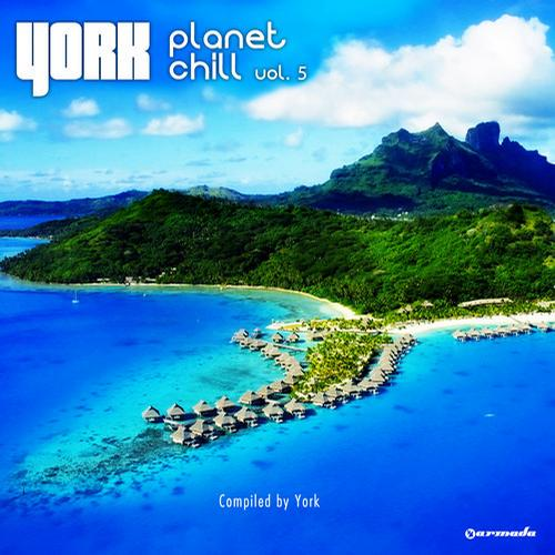 Album Art - Planet Chill, Vol. 5 - Compiled by York