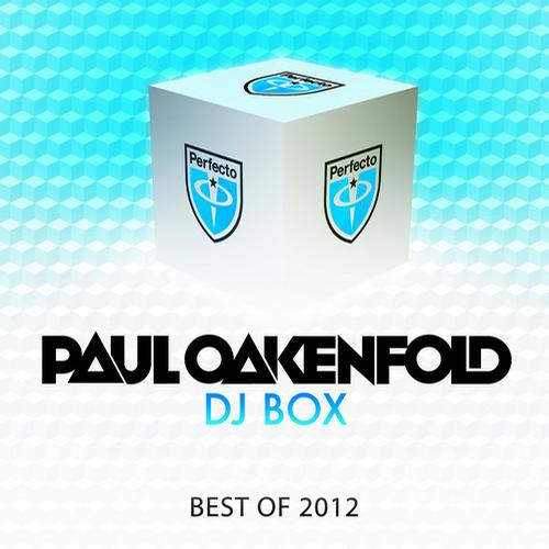 Album Art - DJ Box - Best Of 2012