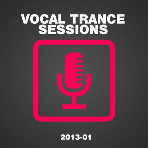 Album Art - Vocal Trance Sessions 2013-01