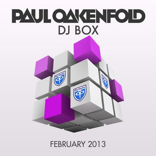 Album Art - DJ Box - February 2013