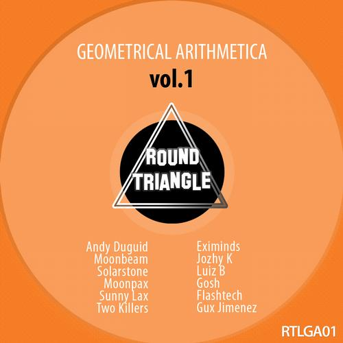 Album Art - Geometrical Arithmetica Vol.1