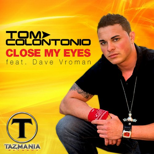 Close My Eyes (feat. Dave Vroman) Album Art