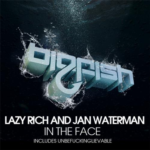 Album Art - In The Face
