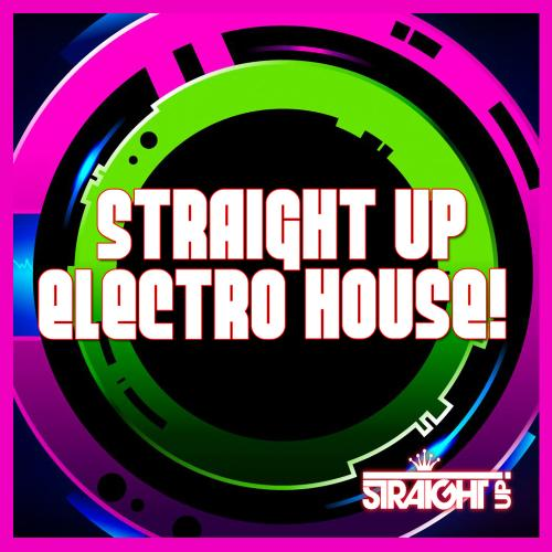 Album Art - Straight Up Electro House!