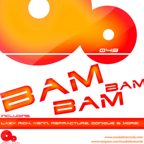 Album Art - Bam Bam Bam